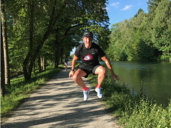 NICE DAMPING AND A SMOOTH RUNNING FEEL - ANDRÉ TESTS THE NIKE PEGASUS 34