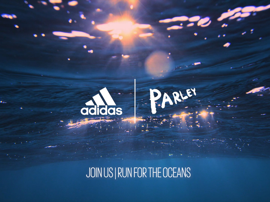 ADIDAS & PARLEY RUN FOR THE OCEANS