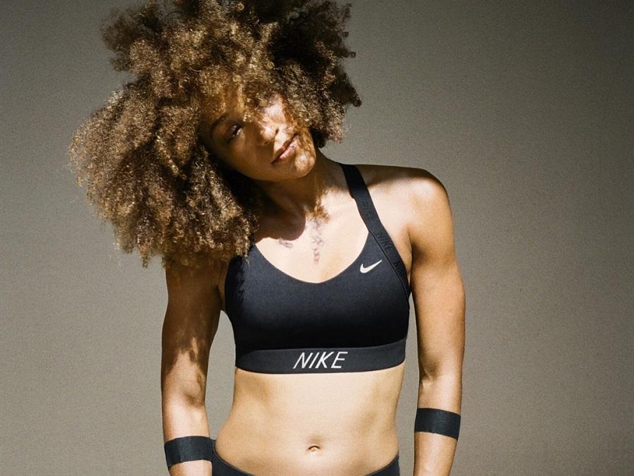 FOCUS AND TAKE A DEEP BREATH WITH THE NEW NIKE PRO INDY SPORTS BRA