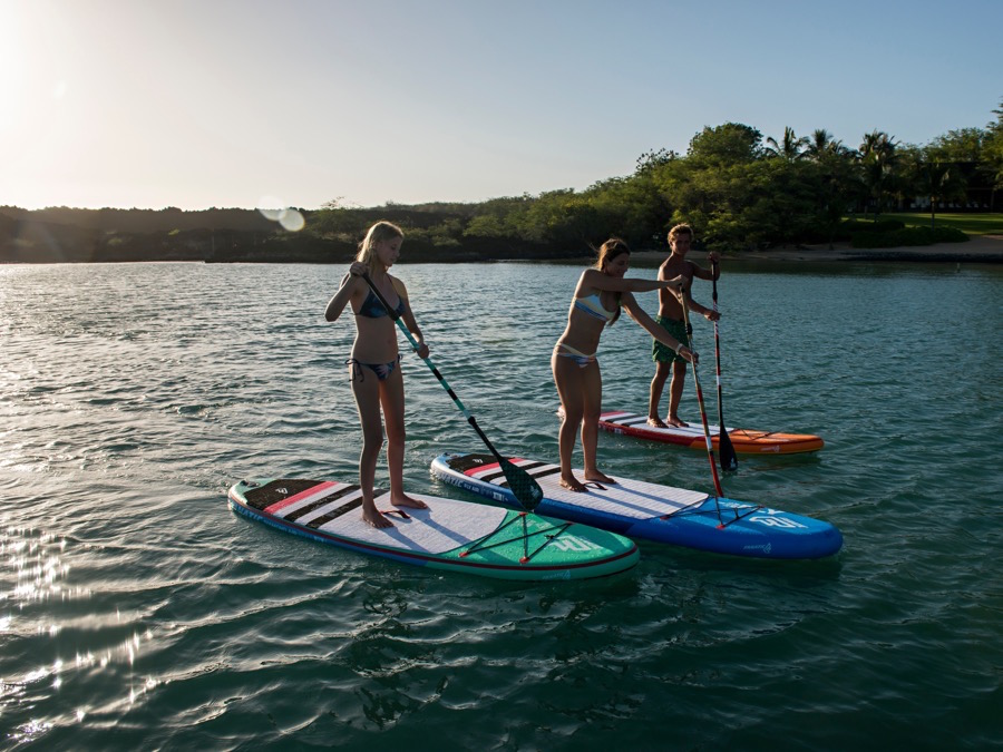 KELLER SPORTS GOES STAND-UP-PADDLING