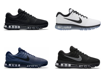 NEW IN OUR SELECTION: THE STRICTLY LIMITED NIKE AIR MAX 2017