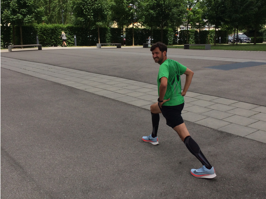 """FIRST-CLASS COMPETITION SHOE"" - STEFAN TESTS THE NEW NIKE ZOOM FLY"