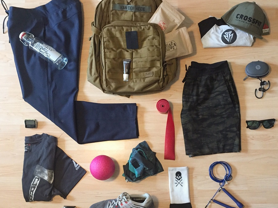 KELLER SPORTS PRO ART- TRAVELLING EQUIPMENT FOR CROSSFIT ENTHUSIASTS