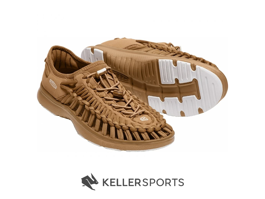 A SANDAL AT THE FRONT, A SNEAKER AT THE BACK - THE KEEN UNEEK 02 SANDALS
