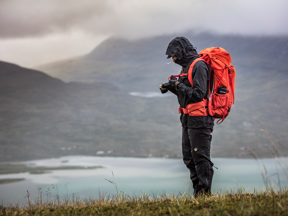 TRIED-AND-TESTED FUNCTIONAL MATERIAL FOR YOUR OUTDOOR SPORT: FJÄLLRÄVEN'S G-1000