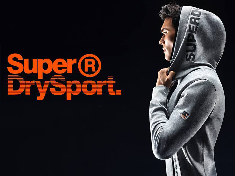 NOW AT KELLER SPORTS - STYLISH SUPERDRY TRAINING CLOTHES