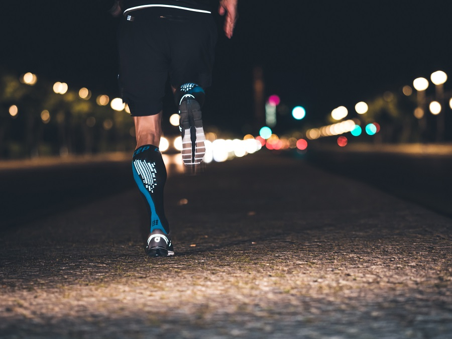 SAFETY FIRST - WITH CEP NIGHTTECH YOU'LL ENJOY GREAT AFTER-WORK RUNS