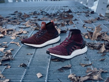 PERFECT FOR AUTUMN - THE ADIDAS ULTRA BOOST ALL TERRAIN