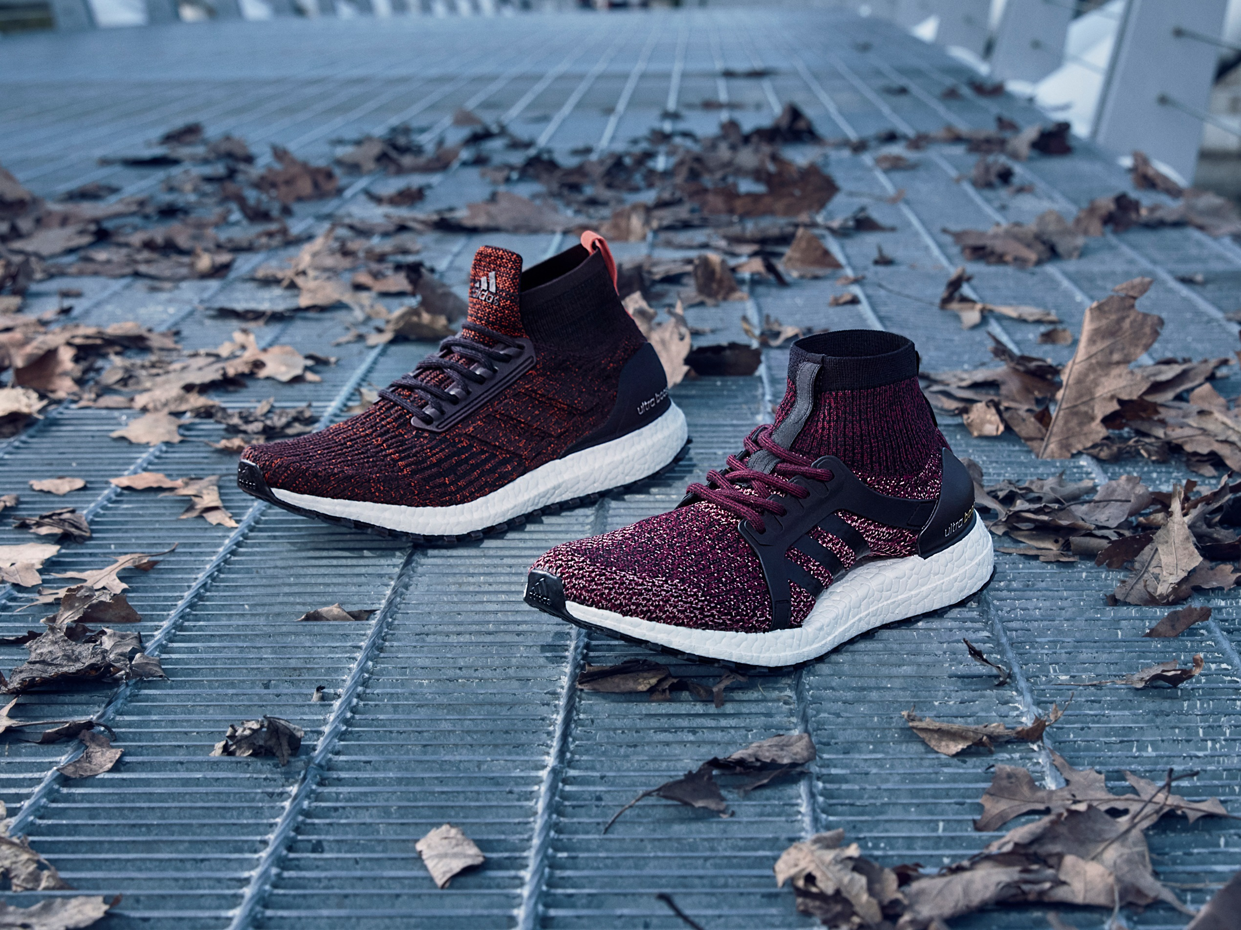 PERFECT FOR AUTUMN THE ADIDAS ULTRA BOOST ALL TERRAIN