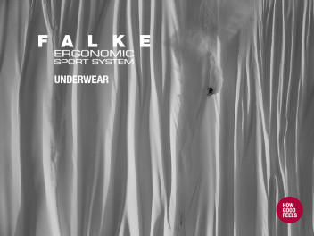 FOR AN UNFORGETTABLE EXPERIENCE - TOP-QUALITY FUNCTIONAL UNDERWEAR BY FALKE