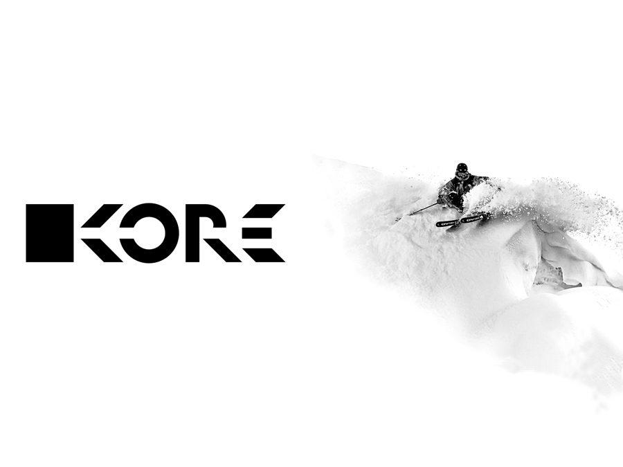 EXPERIENCE THE FUTURE OF FREERIDE WITH THE NEW HEAD KORE SKIS