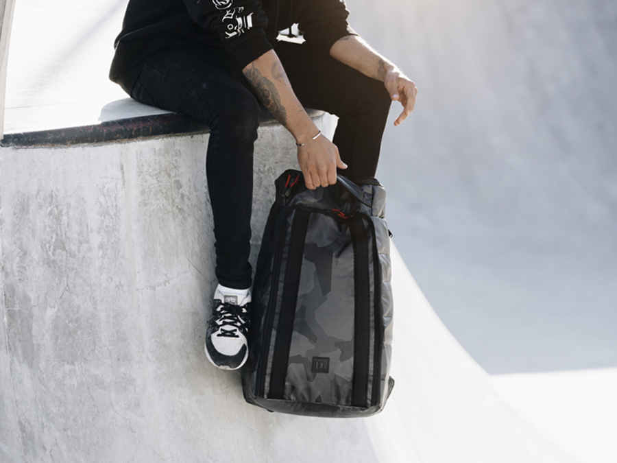 STRICTLY LIMITED EYECATCHER - THE BLACK CAMO DOUCHEBAGS
