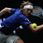 THIS IS THE LIMITED VERSION OF ALEXANDER ZVEREV'S HEAD GRAPHENE TOUCH SPEED MP