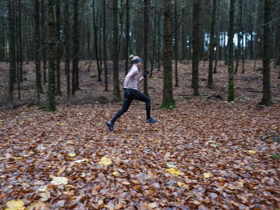 """""""STABILITY AND FLEXIBILITY FOR FOREST RUNS"""" - KATI TESTS THE SALOMON SPEEDCROSS 4 NOCTURNE GTX"""