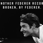 ROGER FEDERER MAKES HISTORY AGAIN IN AUSTRALIA