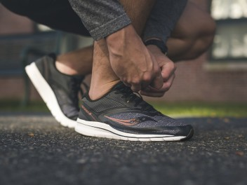FAST AND RESPONSIVE - THE NEW SAUCONY KINVARA 9