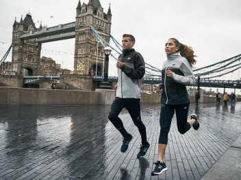 EXPERIENCE THE SPIRIT OF LONDON WITH THE NEW BALANCE LONDON MARATHON RUNNING SHOES