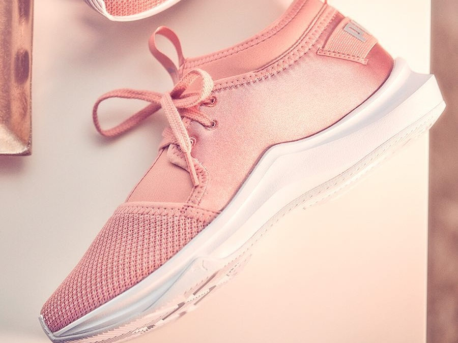 4319c53a9f25 GRACE AND ELEGANCE  THE NEW FEMININE STYLES OF THE PUMA EN POINTE COLLECTION
