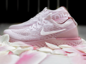 NIKE EPIC REACT PINK MATCHA: FUNCTION MEETS DESIGN