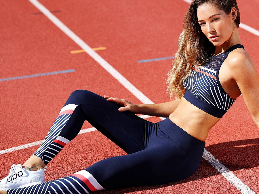 LORNA JANE: NEW FITNESS CLOTHES THAT'LL MAKE YOUR HEART FLUTTER