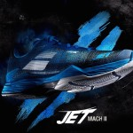 BABOLAT JET MACH II TENNIS SHOE - TESTED BY PRO MARVIN