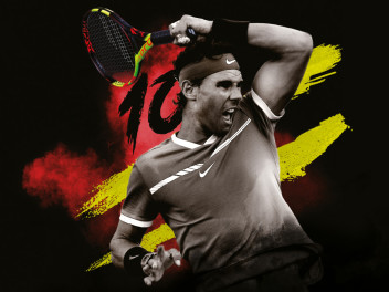 THE NEW BABOLAT PURE AERO DECIMA BY AND FOR RAFAEL NADAL