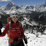 10 QUESTIONS FOR EXTREME MOUNTAINEER GERLINDE KALTENBRUNNER