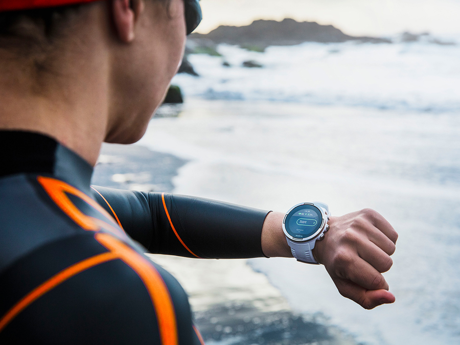 SUUNTO 9 BARO: ANDRÉ TESTS THE NEW GPS SPORTS WATCH