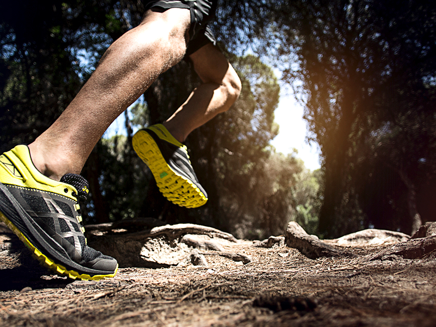 THE MOUNTAINS CALL! THE CHOICE IS YOURS: HIKE OR TRAIL RUN?