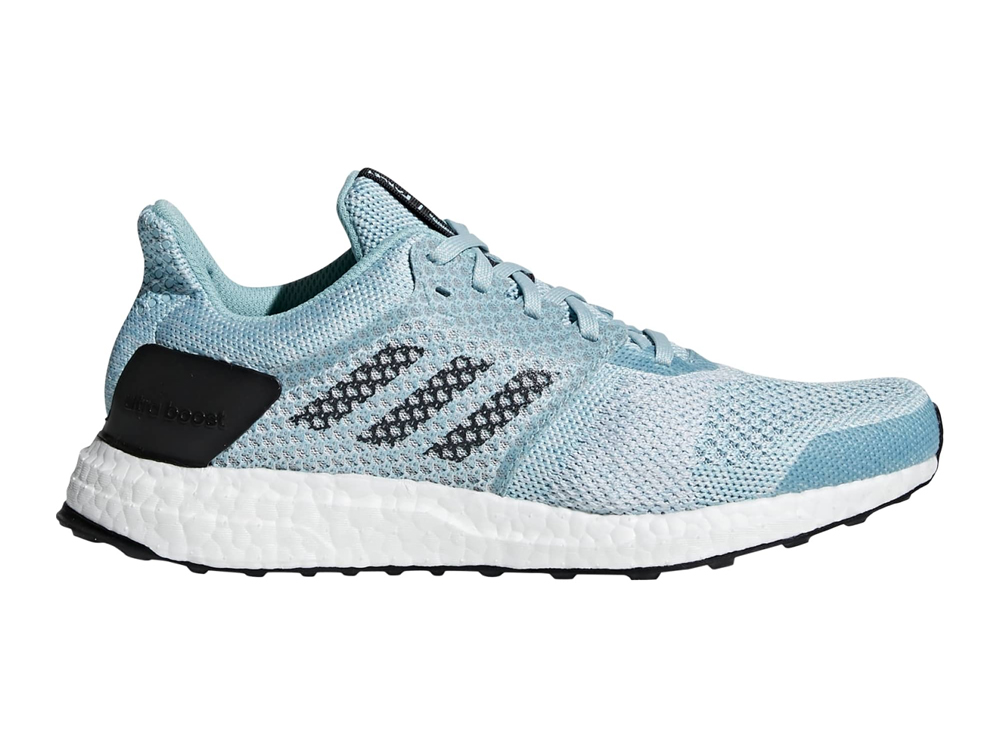 adidas UltraBOOST ST Parley women's running shoe (blue)