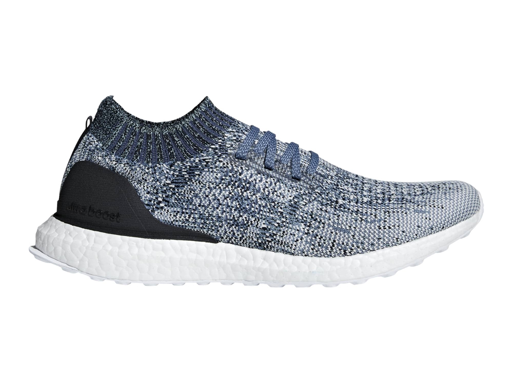 adidas UltraBOOST Uncaged Parley men's running shoe (blue)