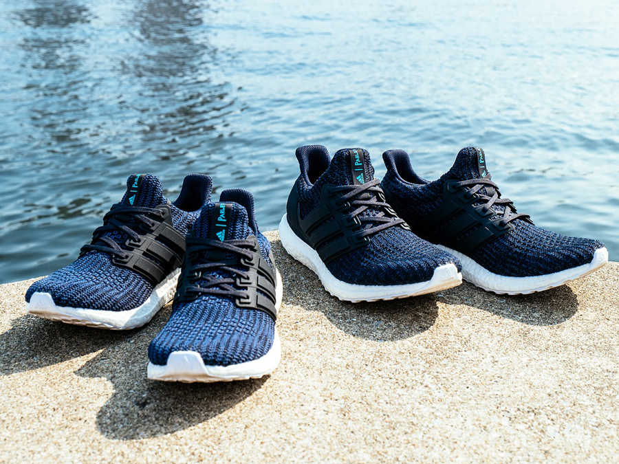ADIDAS ULTRABOOST PARLEY THE SYMBOL OF A WHOLE MOVEMENT