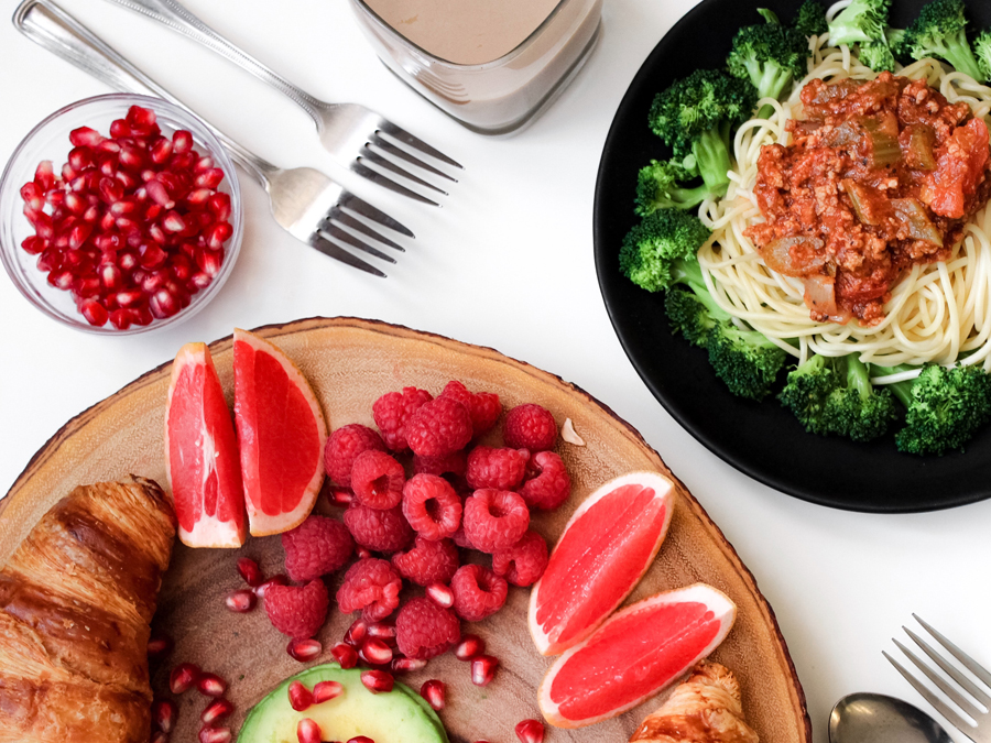 THE RIGHT NUTRITION BEFORE, DURING AND AFTER A MARATHON