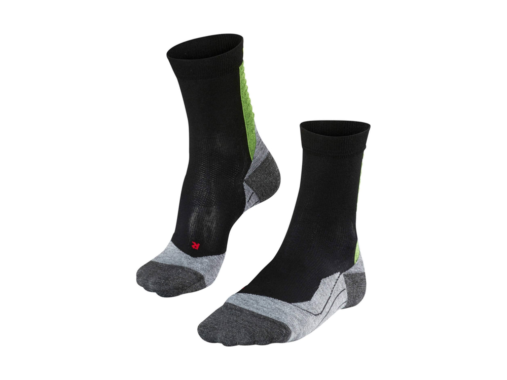 Falke RU Achilles men's running socks (black)