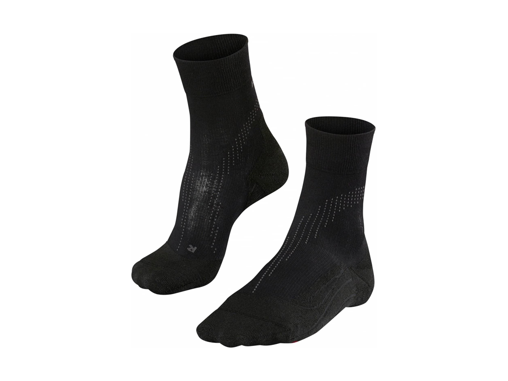 Falke Stabilizing Cool women's running socks (black)
