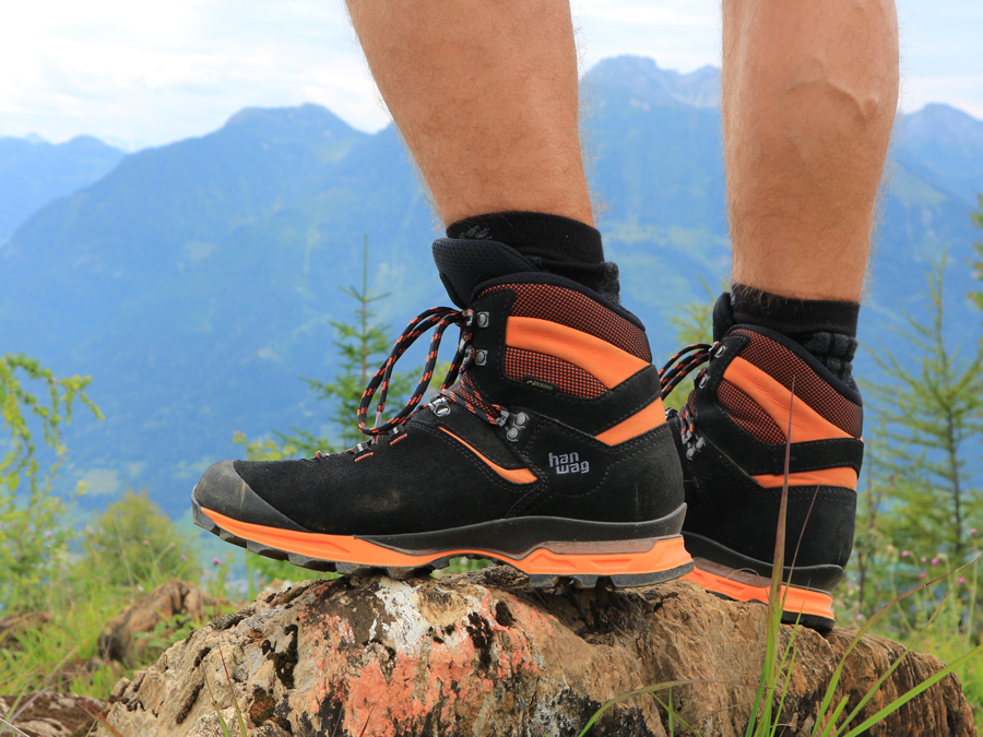 KELLER SPORTS PRO FLO TESTS THE HANWAG TATRA LIGHT GTX