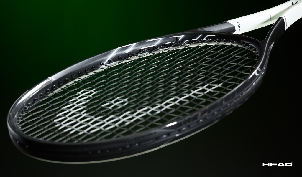 THE NEW HEAD GRAPHENE 360 SPEED TENNIS RACKET  BLINK AND YOU MISS IT ... f36174971aac2