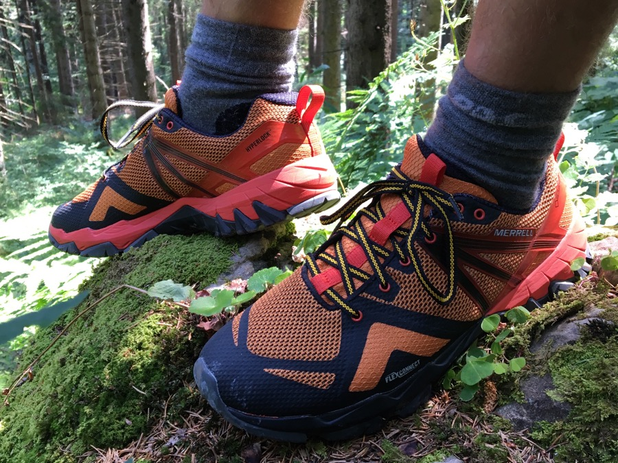 FLO TESTS THE MERRELL MQM FLEX GTX Keller Sports Guide