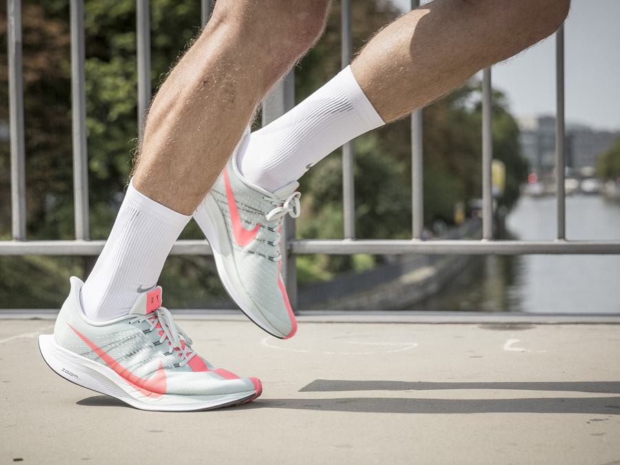 TESTING THE NIKE PEGASUS TURBO
