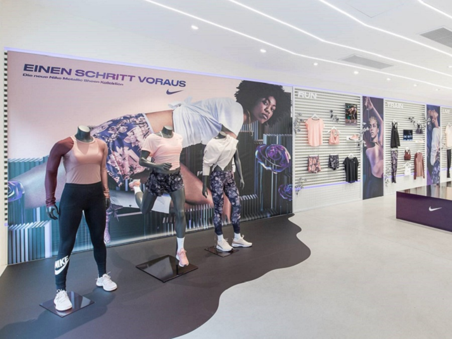 RUNNING, YOGA AND FITNESS: THE NIKE WOMEN WEEKS AT THE KELLER SPORTS STORE