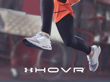 WHAT IS UNDER ARMOUR HOVR TECHNOLOGY?