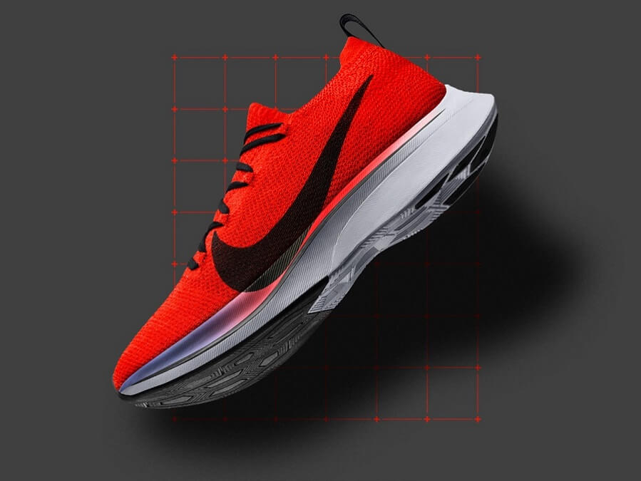 check out 54bc2 4241e Nike ZoomX Vaporfly 4% Flyknit  Re-Launch with new colorway