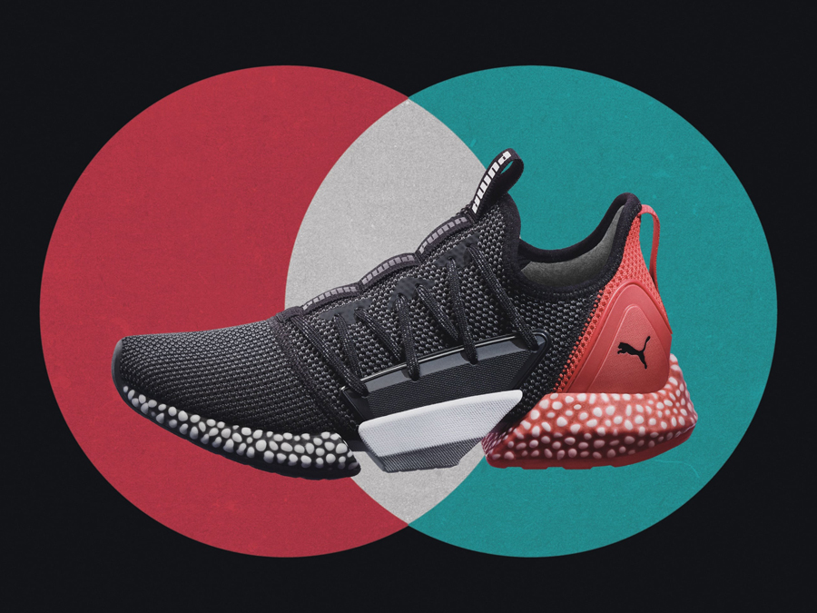 puma hybrid rocket runner mens sale