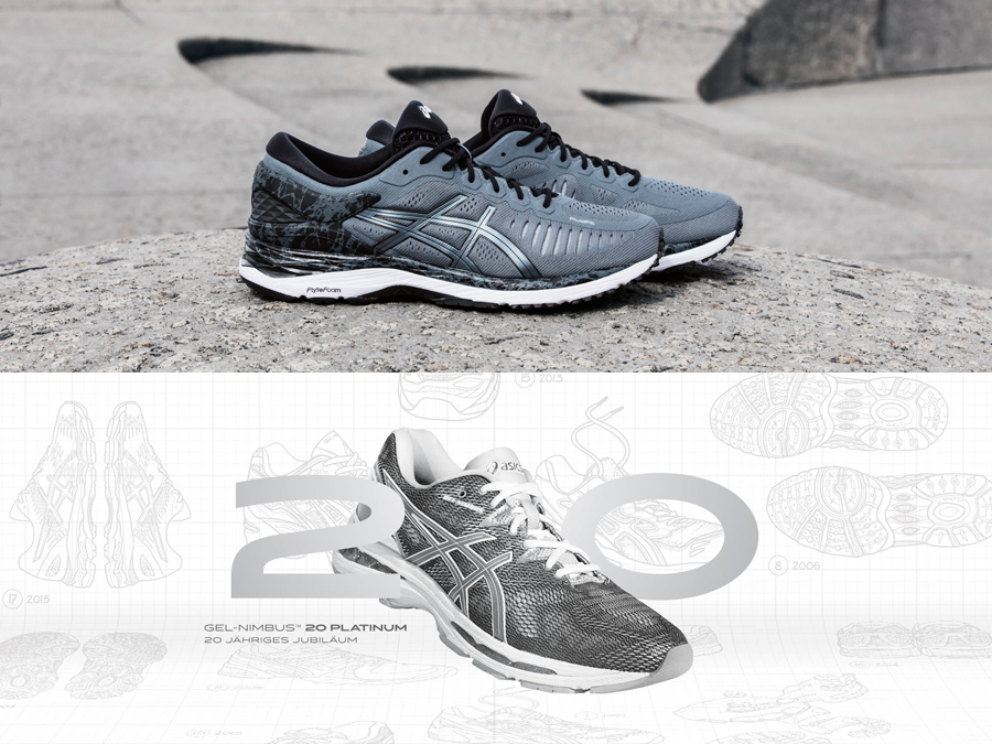 RUNNING SHOE COMPARISON: ASICS METARUN VS. ASICS GEL-NIMBUS 20