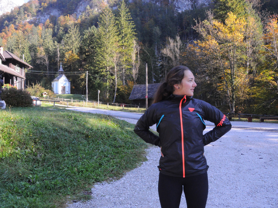 TRAIL RUNNING IN AND AROUND MUNICH WITH THE DYNAFIT SHAKEDRY JACKET
