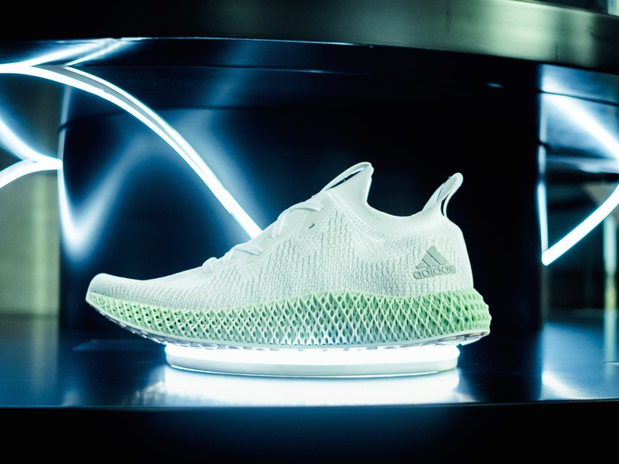 adidas ALPHAEDGE 4D Re-Launch