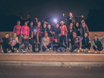 THE BEST OUTDOOR FITNESS EXERCISES - BOOTCAMP RUN WITH THE MIDNIGHT RUNNERS
