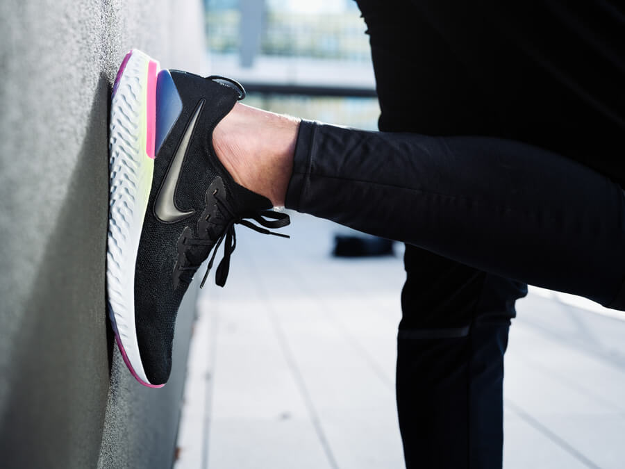 Nike Epic React Flyknit 2 News Footwear Launch 31 January 2019 Black White