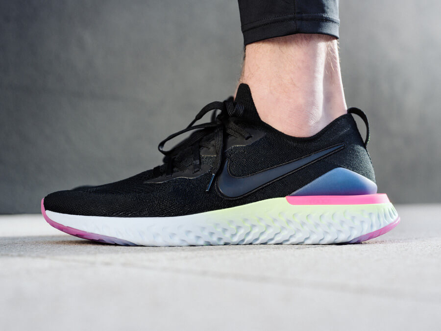Nike Epic React Flyknit 2 running shoes
