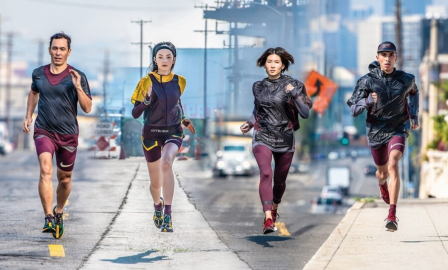 Nike Gyakusou latest new Running clothing collection